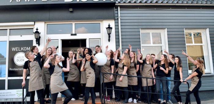 Dijckteam 2018 - Restaurant Aan de Dijck